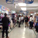 物販女子さんの紹介で大阪の展示会に行ってきました